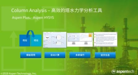 Aspen Plus新的塔设备水力学分析工具介绍zer